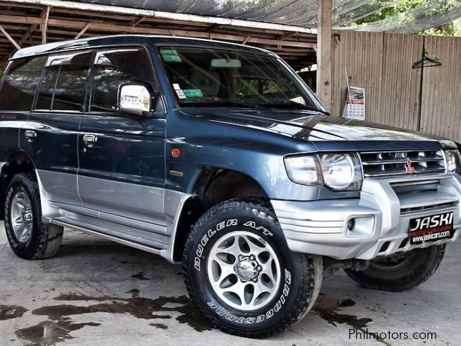 Mitsubishi Pajero Fieldmaster in Philippines