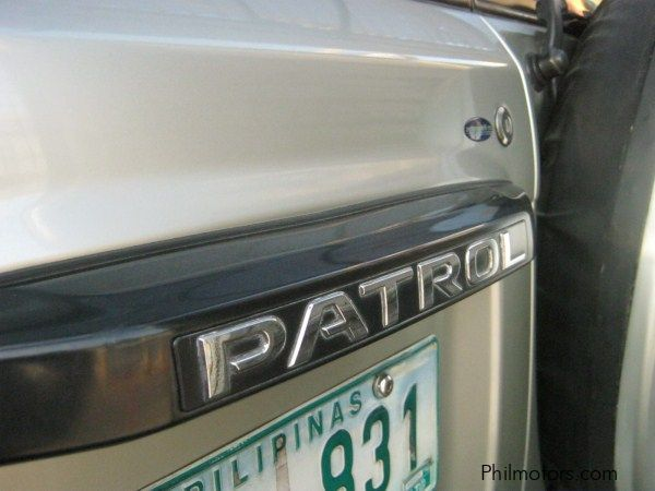 Nissan Patrol in Philippines