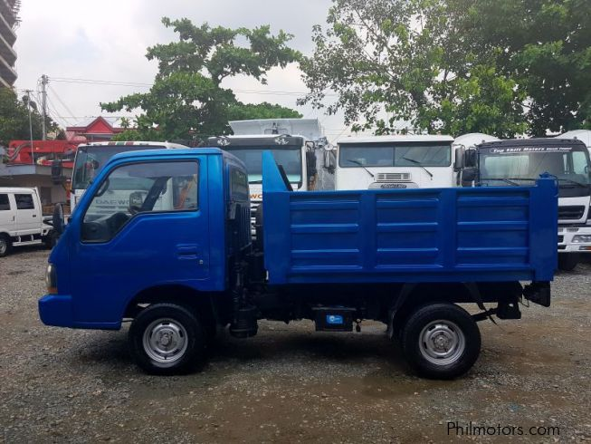 Used kia bongo mini dump truck 2003 bongo mini dump for Truck motors for sale