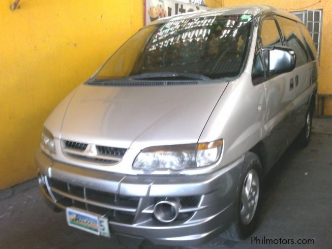 Mitsubishi Space Gear in Philippines