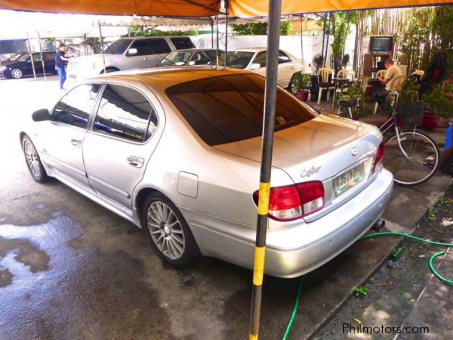 Nissan Cefiro in Philippines