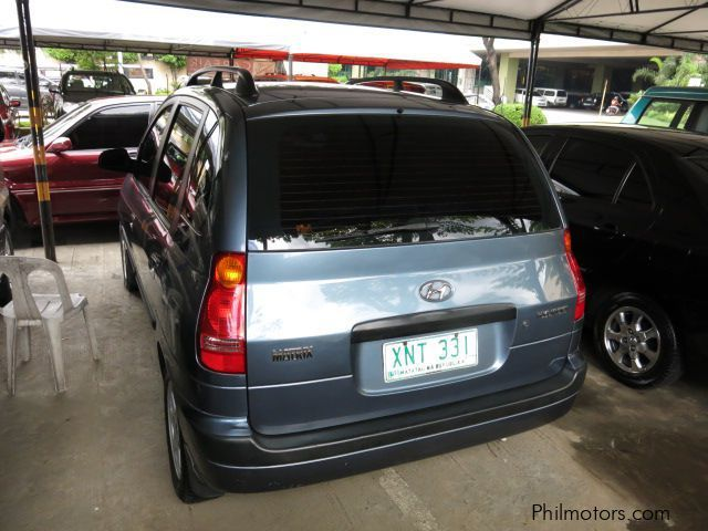 Hyundai Matrix  in Philippines