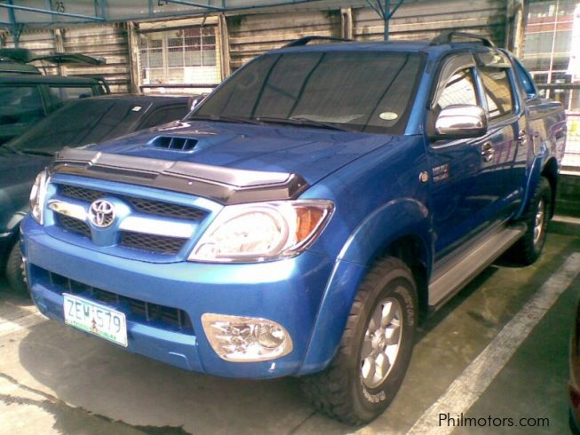 Toyota HILUX PICK-UP in Philippines