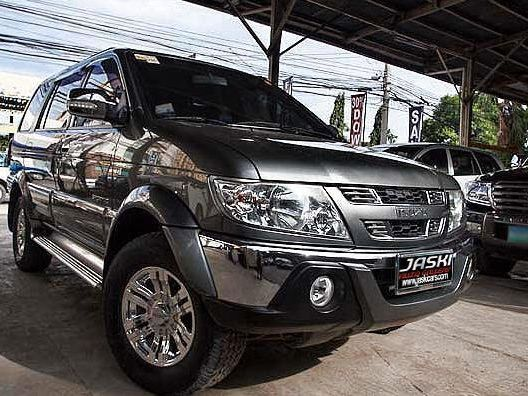 Isuzu Crosswind Sportivo in Philippines