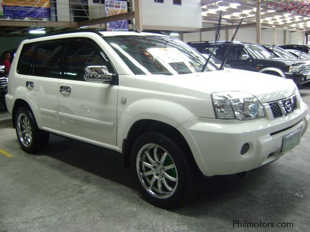 Nissan Xtrail 200X in Philippines