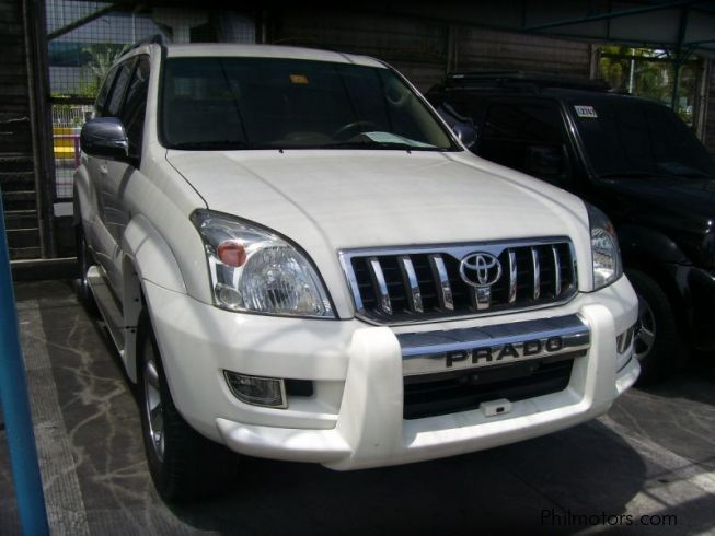 Toyota LAND CRUISER PRADO VX in Philippines