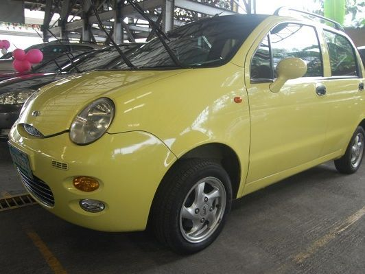 Chery QQ in Philippines