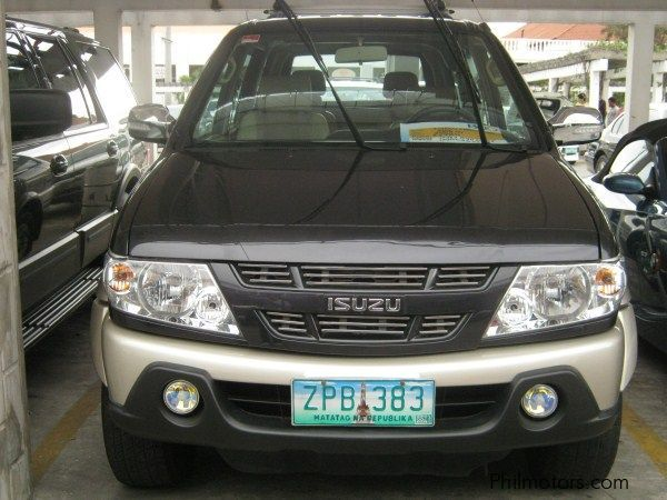 Isuzu Crosswind in Philippines