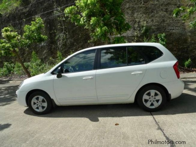 Kia Carens in Philippines