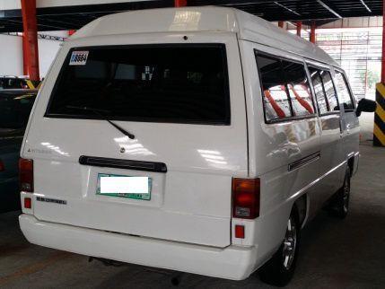 Philippines Mitsubishi L300 for sale 2008 Mitsubishi L300 Versa Van