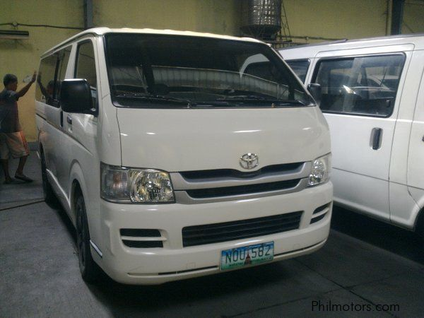 Toyota HiAce in Philippines