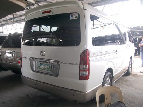 Toyota Super Grandia in Philippines