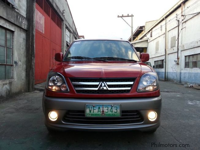 Mitsubishi Adventure GLS Sport in Philippines