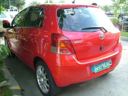 Toyota Yaris in Philippines