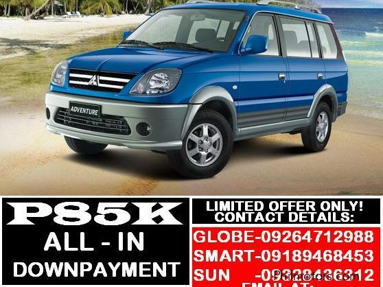 Mitsubishi Adventure GLS Sport SE in Philippines