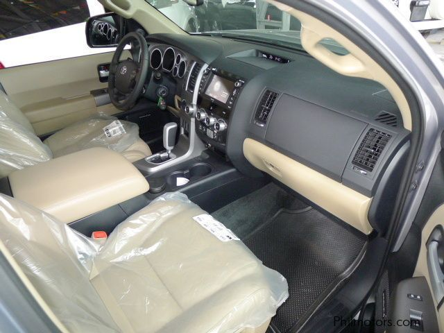 New Toyota Sequoia iForce V8 Limited | 2013 Sequoia iForce V8 Limited