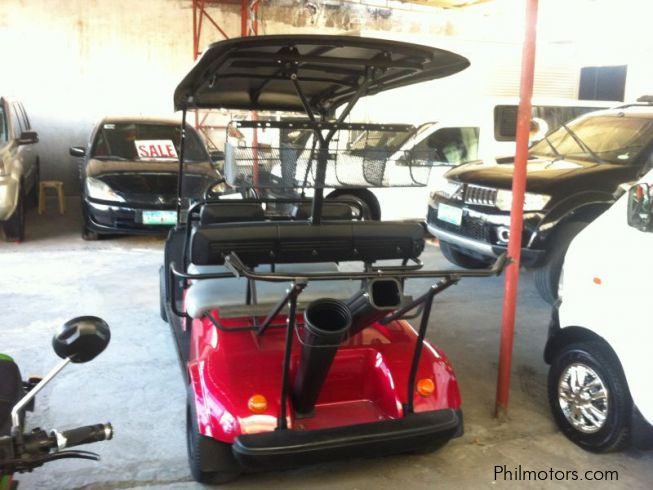 Asia yamaha golf cart 4 to 5 seater  in Philippines