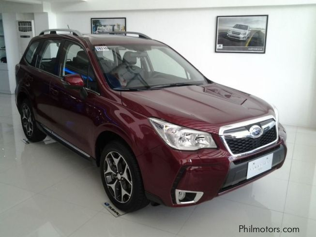 Subaru Forester XT in Philippines