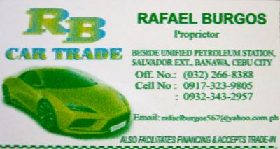 RB Car Trade Philippines